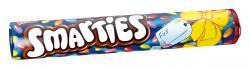 Nestlé Smarties Riesenrolle bunte Schokolinsen grosse Rolle (150 g) - 40056456