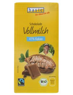 Basic Schokolade Vollmilch