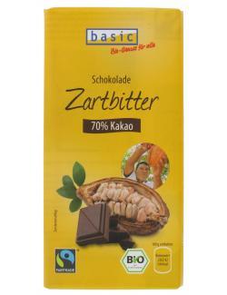 Basic Schokolade zartbitter