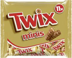 Twix Minis (250 g) - 4011100001015