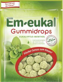 Em-eukal Gummidrops Eukalyptus-Menthol (90 g) - 4009077031333