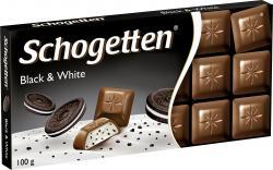 Schogetten Black & White (100 g) - 4000607041006