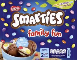 Smarties Family Fun