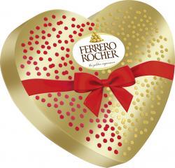 Ferrero Rocher Herz