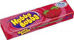 Wrigley's Hubba Bubba Strawberry