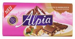 Alpia Noisette & Kekskugel (100 g) - 4001743022218