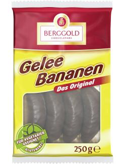 Berggold Gelee Bananen (250 g) - 4008468013729