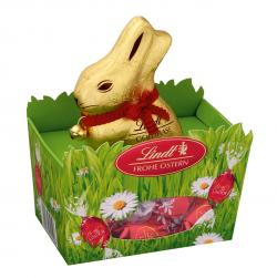 Lindt Frohe Ostern Goldhase im Nest