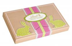 Lindt Beauty of Nature Pralinés Box Frohe Ostern