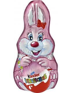 Kinder Schokolade Osterhase mit Überraschung