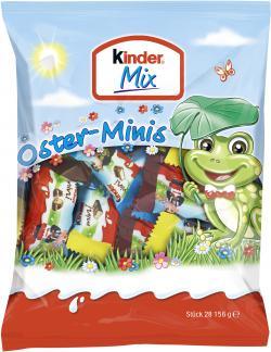 Kinder Mix Oster Minis