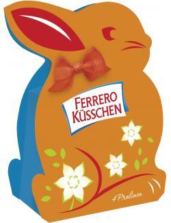 Ferrero Küsschen 4er Osterhäschen