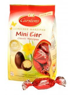 Carstens Lübecker Marzipan Mini Eier classic