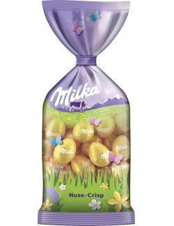 Milka Oster-Eier Nuss-Crisp