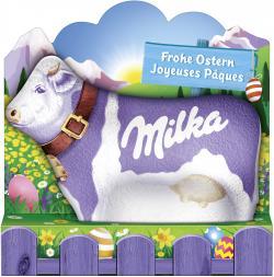 Milka Lila Kuh Alpenmilch (80 g) - 7622210398741