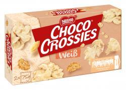 Nestlé Choco Crossies Weiß