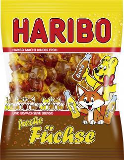 Haribo Freche Füchse