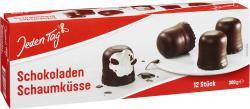 Jeden Tag Schokoladen Schaumküsse