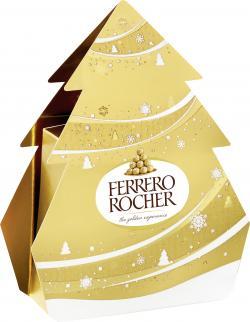 Ferrero Rocher Weihnachtsbäumchen