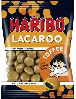 Haribo Lacaroo Toffee (125 g) - 4001686254110