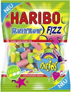 Haribo Rainbow Fizz sauer