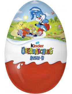 Kinder Überraschung Riesen-Ei für Jungen