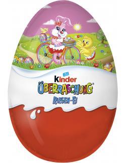 Kinder Überraschung Riesen-Ei Mädchen