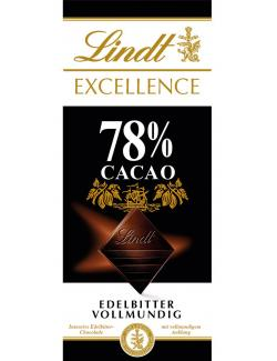 Lindt Excellence 78%