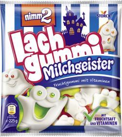 Nimm2 Lachgummi Milchgeister