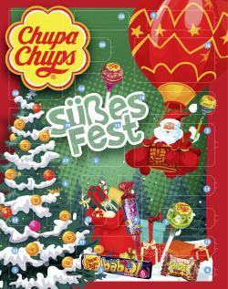 Chupa Chups Süßes Fest Adventskalender