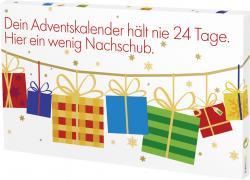 Ritter Sport Weihnachtspost (100 g) - 4000417902801