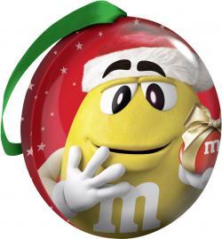 M&M's Peanut Anhänger Weihnachten