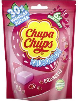 Chupa Chups Kaubonbon Erdbeer