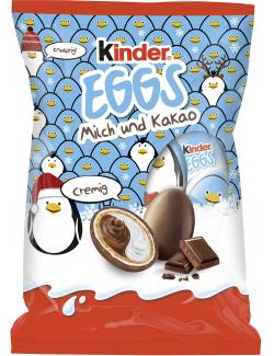 Kinder Eggs Kakao