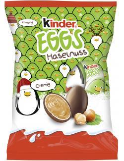 Kinder Eggs Haselnuss