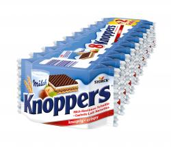 Knoppers Milch-Haselnuss-Schnitte +2 gratis
