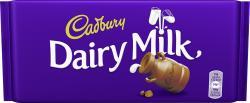 Cadbury Dairy Milk Schokolade