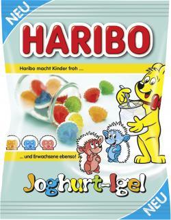 Haribo Joghurt-Igel (175 g) - 4001686384510