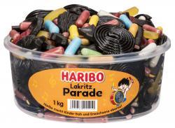 Haribo Lakritz-Parade Dose