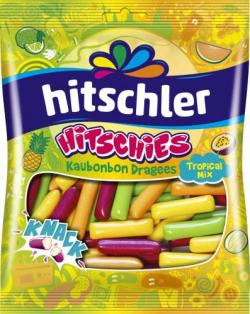 Hitschler Hitschies Tropical Mix (165 g) - 4100250007586