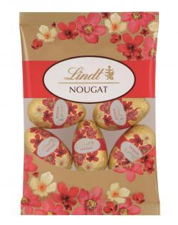 Lindt Nougat Eier Blumen-Edition