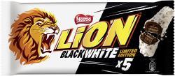 Nestlé Lion Black & White Limited Edition