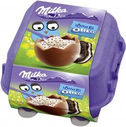 Milka Löffel-Ei Oreo