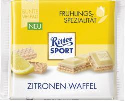 Ritter Sport Bunte Vielfalt Zitronen-Waffel