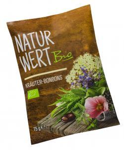 NaturWert Bio Kräuter-Bonbons