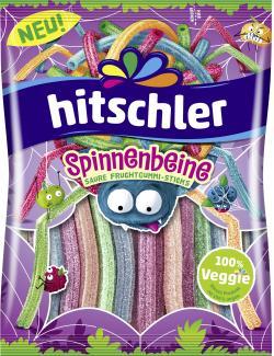 Hitschler Spinnenbeine saure Fruchtgummi-Sticks