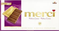 Merci Tafel Praliné Crème (15 x 108 g) - 4014400923575