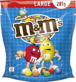 M&M's Crispy Maxipack