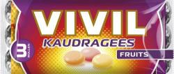 Vivil Kaudragees Fruits 3er