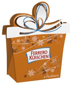 Ferrero Küsschen Geschenk